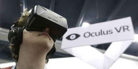 En rachetant Oculus, Facebook parie sur la réalité virtuelle | facebook | Scoop.it