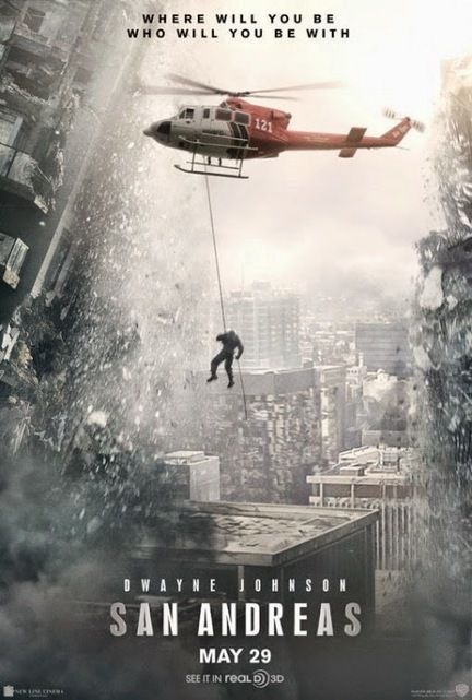 San Andreas Official Trailer 2015 | Elokuva Trailerit | Fail Videos and Funny Stuff | Scoop.it