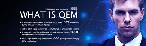 QEM | QEM(Quality Export Manufacturers) | Scoop.it