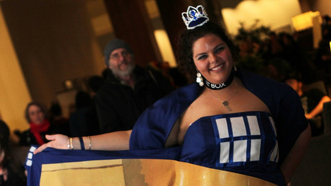 This is the most amazing TARDIS dress we've ever seen | Cosplay News | Scoop.it
