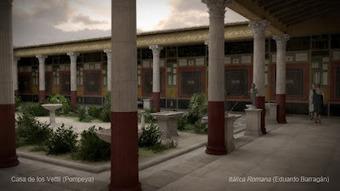 Casa de los Vettii, Pompeya | LVDVS CHIRONIS 3.0 | Scoop.it