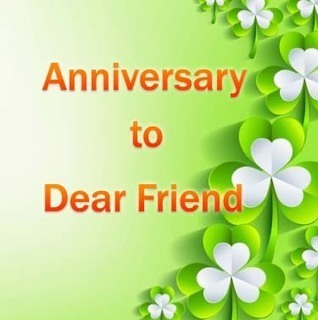 Happy Anniversary Wishes for Friend - Wishes4Smile   Entertainment   Scoop.it