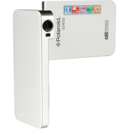 Polaroid iD450 WiFi Digital Video Recorder is short, sweet, and to the point | Gorgeous Gadgetry | Scoop.it