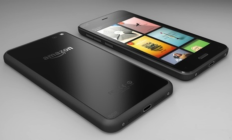 Will Apple sue Amazon for copying the iPhone? | Digital Lifestyle Technologies | Scoop.it