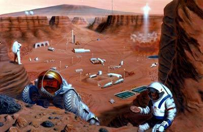 The Space Review: The risks of Mars | Space matters | Scoop.it
