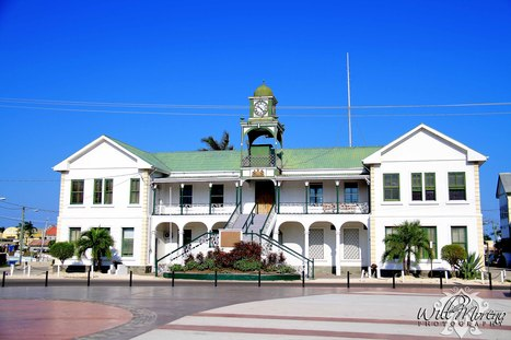 Belize Colonial Architecture - Belize Supreme Court | Belize in Photos and Videos | Scoop.it
