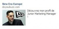 La campagne marketing d'Adrien Rosier pour trouver un job | Serial Twitter | Scoop.it