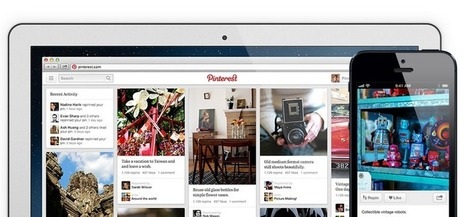 How To Use Pinterest: Lessons from 5 Companies That Rock   Fetchprofits.com   Digital Marketing   Scoop.it