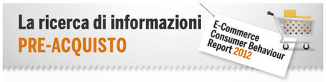 Infocommerce, mai più senza prima di un acquisto [Infografica] | InTime - Social Media Magazine | Scoop.it