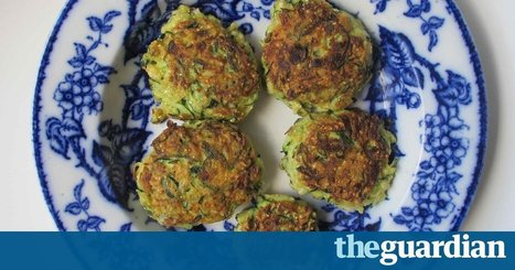 How to cook the perfect courgette fritters | Tastes and flavors | Scoop.it