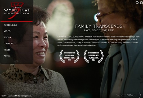 Finding Samuel Lowe — From Harlem to China — The Movie · | Chinese American history | Scoop.it
