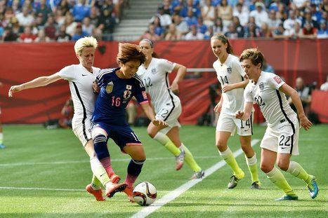 The Women's Soccer Team Is Getting Ready to Go On Strike Just in Time for the Olympics | Genera Igualdad | Scoop.it