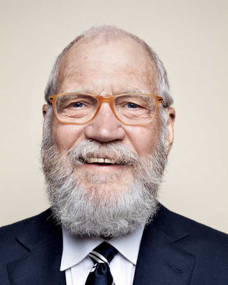 David Letterman Tackles Climate Change | Sustain Our Earth | Scoop.it