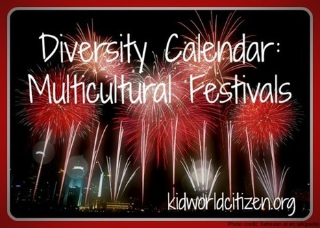 2013 Diversity Calendar: Holidays from Around the World | FOTOTECA INFANTIL | Scoop.it
