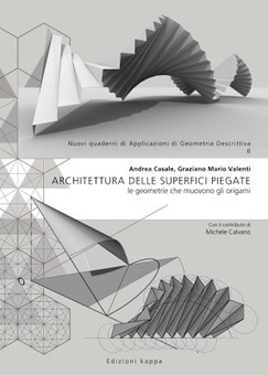 Rhino News, etc.: New book: Grasshopper and Origami shapes | Parametric Architecture and Design | Scoop.it