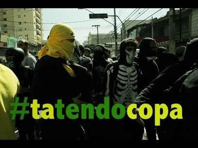 Video: ΑΘΛΗΤΙΚΗ ΕΝΗΜΕΡΩΣΗ.. ''Οι φασεις και τα γκολ του Βραζιλια-Κροατια..''   antifa   Scoop.it