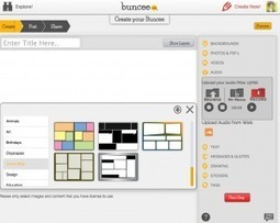 buncee.edu for easy and adorable storytelling — @joycevalenza ...   Edtech PK-12   Scoop.it