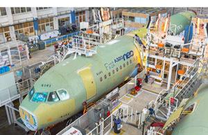 Airbus comenzó el montaje final del primer A320neo   Flying Today   Flying Today   Scoop.it