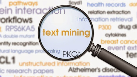 Text Mining: What is text mining and how it can be useful in Analytics   Analytics   Scoop.it