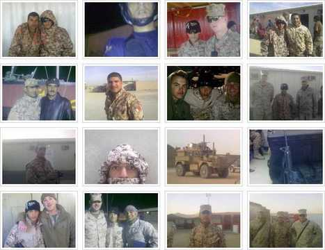 Mercenary from Bahrain hanging-out with the US Army! | Human Rights and the Will to be free | Scoop.it