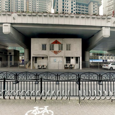 Striking Photos of Forgotten Urban 'Under-Spaces' | Photos | Scoop.it