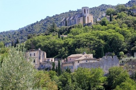 Le retour du Baron à Oppède-le-Vieux - Visitez la Provence | Revue de Web par ClC | Scoop.it