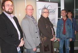 Sortons les livres de nos auteurs - L'Hebdo Journal | Trifluviana (Bibliothèques de Trois-Rivières) | Scoop.it