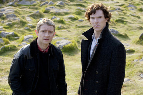 British Re-Invade as U.S. TVs Tune In for Sherlock Holmes | TV 3.0 | Scoop.it