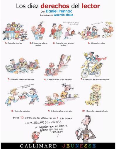 10 mandamientos para reconciliarse con los libros - BiblogTecarios | Educación | Scoop.it