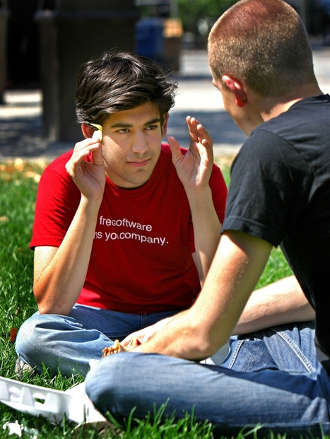 Aaron Swartz, Reddit Co-Founder And Online Activist, Dies At 26 : NPR | Archivance - Miscellanées | Scoop.it