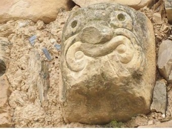 Two Chavin gargoyles found in Chaupimarca, Pasco | Histoire et Archéologie | Scoop.it