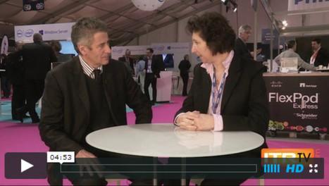 Rencontre avec Hélène Prevost, Brother | IT Partners | Scoop.it