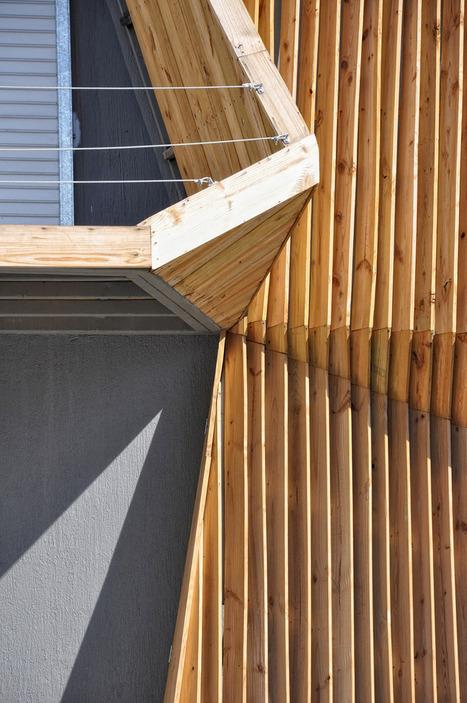 shine architecture: incubadora social ITESM-bancomer | Rendons visibles l'architecture et les architectes | Scoop.it