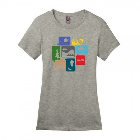 Students: Submit Your Design or Video to the 2014 AGU Student T-Shirt Design and Video Contests - The Plainspoken Scientist - AGU Blogosphere   tutorials   Scoop.it