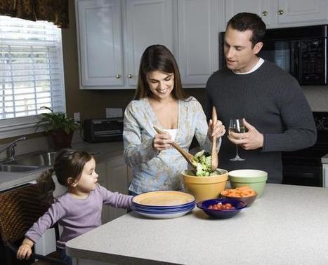 Cenas ligeras para compartir en familia   Gastronomía   Scoop.it
