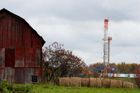Natural gas 'fracking' has flipped US energy map, study says | EconMatters | Scoop.it