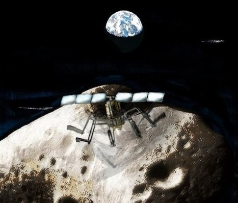 Luxembourg wants to become the NASA of asteroid mining | The NewSpace Daily | Scoop.it