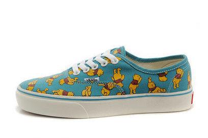 Blog - Vans Custom Shoes Low Winnie The Pooh Sneakers   Comic Nike Dunks   Scoop.it