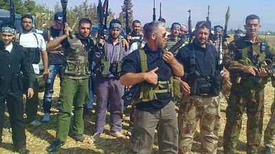 US Army Commandos Train Armed Rebels in #Syria | From Tahrir Square | Scoop.it