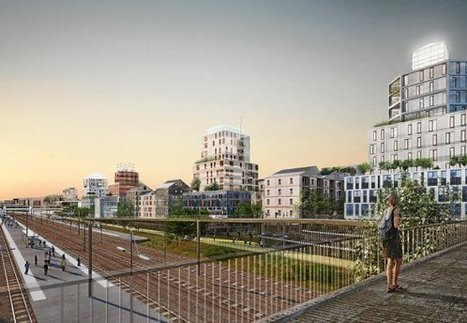 Architecture.  « Lorient, une ville formidable » | LA #BRETAGNE, ELLE VOUS CHARME - @TOOLS_BOX @TOOLS_BOX_FR @TOOLS_BOX_EUR ET @BRETAGNE_CHARME | Scoop.it