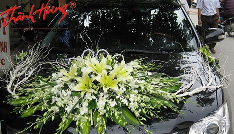 Cho thuê xe hoa rước dâu | tin tức tổng hợp | Scoop.it