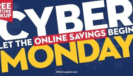 Walmart's Top Trending Cyber Monday 2015 Deals Revealed - I4U News | Black Friday | Scoop.it