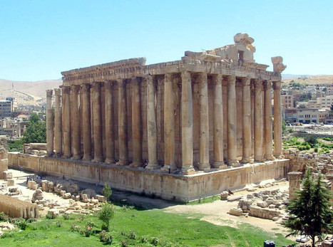 Baalbek A Famous Archaeological Site In Lebanon | Travel Featured | Scoop.it