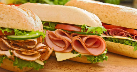 Is your sandwich hurting your diet? | Kickin' Kickers | Scoop.it