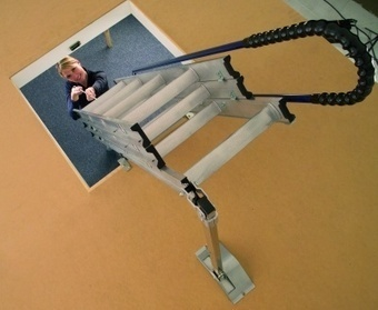 The Best Attic Ladder - Choose Correctly   Direct Sky lights   Scoop.it