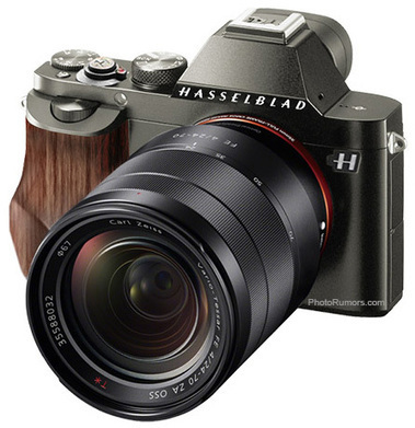 Photo Shows the Hasselblad Solar: A Sony a7 Dressed in Fancy Materials - PetaPixel   Hitasoft Technologies - Fantacy - Fancyclone   Scoop.it