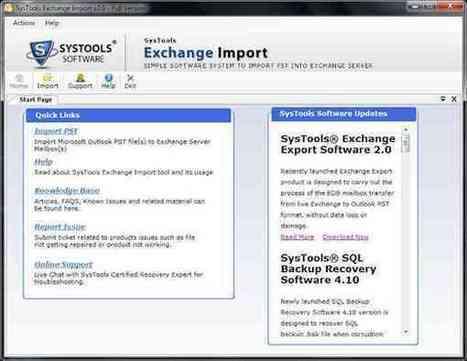 Import PST File to Exchange Server 2016, 2013, 2010, & 2007 - Techtiplib.com | Technology | Scoop.it