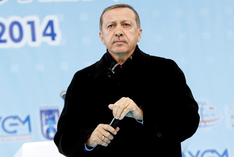Erdogan tells Russian journalist to be quiet regarding the sponsoring of ISIS | Global politics | Scoop.it
