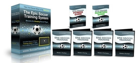 Epic Soccer Training Review – Insight Product and Features | Products Review | Scoop.it