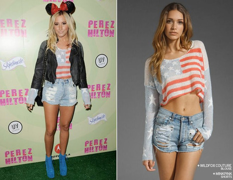 Revolve Clothing - Get The Look: Ashley Tisdale | I don't do fashion, I am fashion | Scoop.it